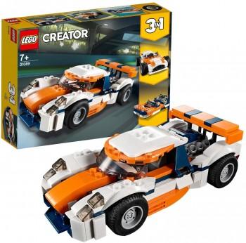 LEGO CREATOR 3X1 DEPORTIVO DE COMPETICION 31089