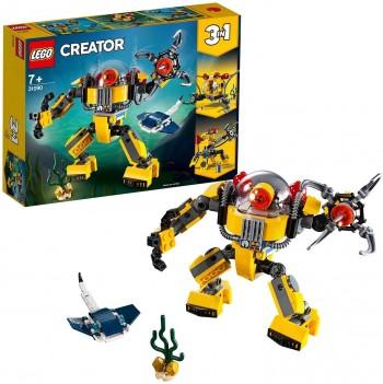 LEGO CREATOR 3X1 ROBOT SUBMARINO 31090