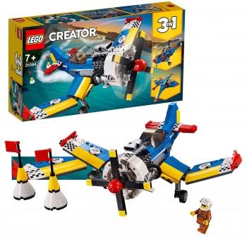 LEGO CREATOR 3X1 AVION DE CARRERAS 31094