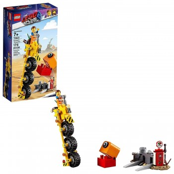 LEGO MOVIE TRICICLO DE MMET 70823