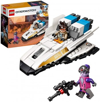 LEGO DVERWATCH TRACER VS WIDOWMAKER 75970