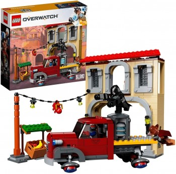 LEGO DVERWATCH BATALLA FINAL 75972
