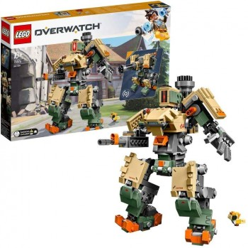 LEGO DVERWATCH BASTION 75974