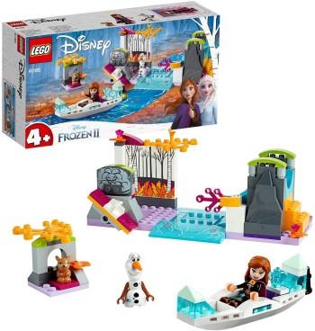 LEGO FROZEN II EXPEDICION CANOA DE ANNA 41165