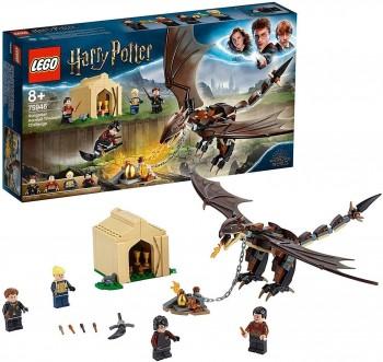 LEGO HARRY POTTER DESAFIO DE LOS TRES MAGOS 75946