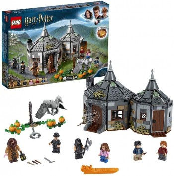 LEGO HARRY POTTER CASA DE HAGRID 75947