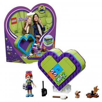 LEGO FRIENDS CAJA CORAZON DE MIA 41358