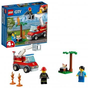 LEGO CITY INCENDIO EN LA BARBACOA 60212