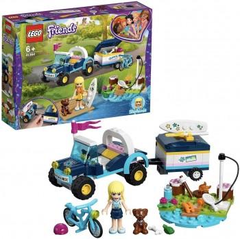 LEGO FRIENDS BUGGY Y REMOLQUE DE STEPHANIE 41364