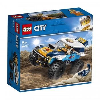 LEGO CITY COCHE RALLY DEL DESIERTO 60218