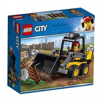 LEGO CITY RETROCARGADORA 60219