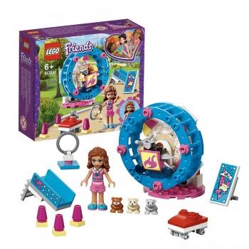 LEGO FRINDS PARQUE DEL HAMSTER DE OLIVIA 41383