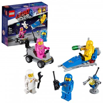 LEGO MOVIE EQUIPO ESPACIAL 70841