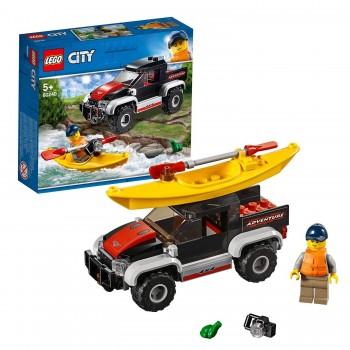 LEGO CITY AVENTURA EN KAYAK 60240