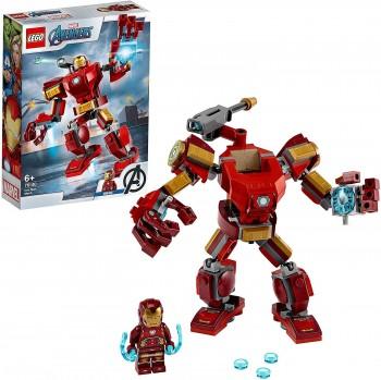 LEGO SUPER HEROES ARMADURA IRON MAN 76140