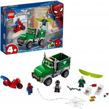 LEGO SUPER HEROE SPIDERMAN ASALTO AL BUITRE 76147