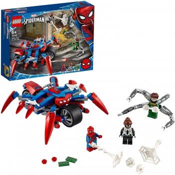 LEGO SUPER HEROE SPIDER & DOC OCK 76148