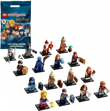 LEGO MINIFIGURAS HARRY POTTER EDICION 16   71028