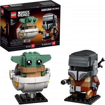 LEGO STAR WARS EL MANDALORIANO Y EL NIÑO 75317