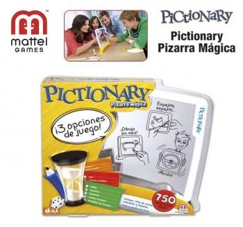 JUEGO PICTIONARY PIZARRA MAGICA HASBRO 446BGG29