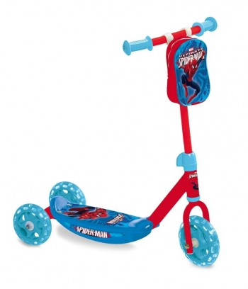 PATINETA 3 RUEDAS SPIDERMAN MONDO 65218273
