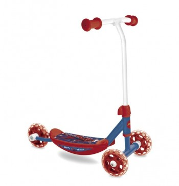 PATINETA 3 RUEDAS SPIDERMAN MONDO 65228486