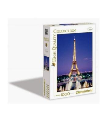 PUZZLE 1000 PZAS PARIS CLEMENTONI 39122
