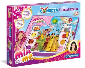 CONECTA MIA AND ME CLEMENTONI REF-55008