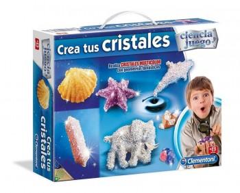 CREA TUS CRISTALES CLEMENTONI