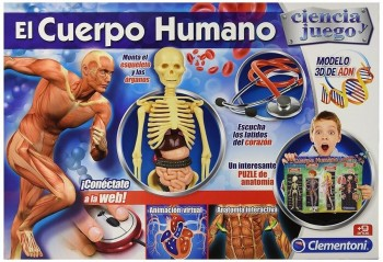 ANATOMIA CUERPO HUMANO CLEMENTONI