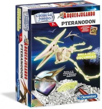 ARQUEO JUGANDO PTERANODON CLEMENTONI 55153