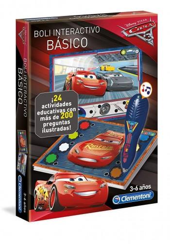 BOLI INTERACTIVO CARS CLEMENTONI REF-55171