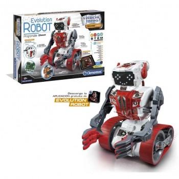EVOLUTION ROBOT CLEMENTONI REF-55191