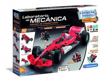 LABORATORIO DE MECANICA COCHES COMPETICION CLEMENTONI REF-55215