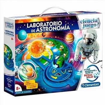 LABORATORIO DE ASTRONOMIA CLEMENTONI