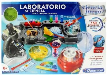 EL GRAN LABORATORIO DE CIENCIA CLEMENTONI REF-55242
