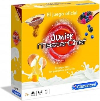 JUEGO MASTER CHEFF JUNIOR CLEMENTONI REF-55245