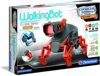 TECHNO ROBOT BIONICO CLEMENTONI 55289
