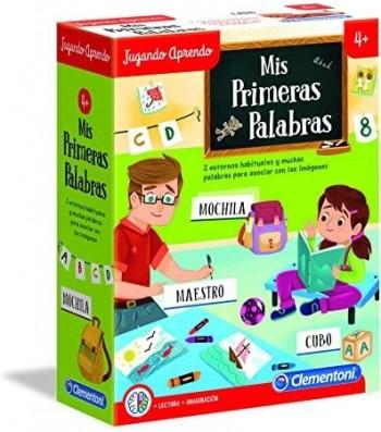 APRENDO PRIMERAS PALABRAS CLEMENTONI 55304