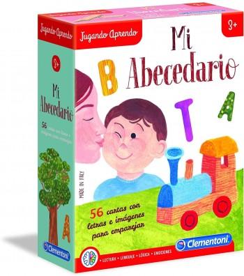 APRENDO ALFABETO ABECEDARIO CLEMENTONI 55315