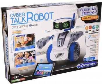 ROBOT CYBER TALK CLEMENTONI 55330