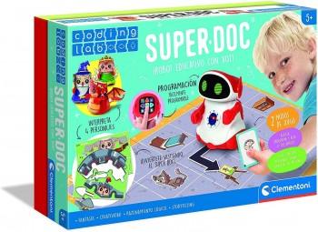 ROBOT SUPER DOC CLEMENTONI 55379