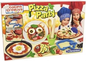 PIZZA PARTY CLEMENTONI REF-65442