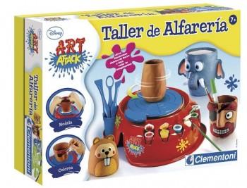TALLER DE ALFARERIA  CLEMENTONI REF 65495