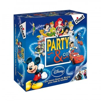 PARTY & CO DISNEY DISET