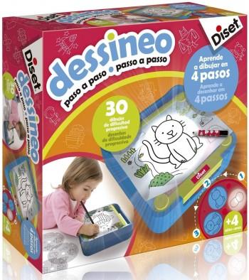 DESSINEO PASO A PASO DISET REF-60186