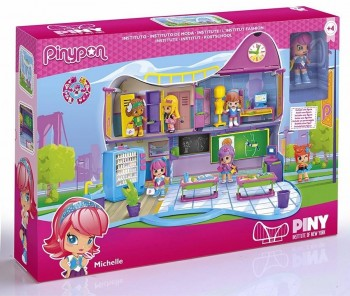 PIN Y PON PINY INSTITUTO FAMOSA