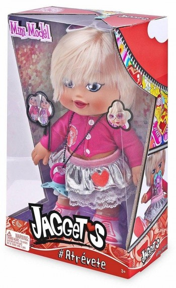 MUÑECA JAGGETS MINI MODEL FAMOSA