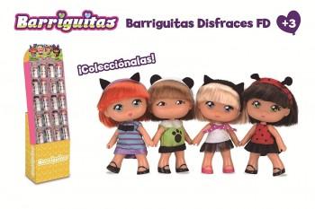 BARRIGUITAS RUBIA NEW  FOMOSA 700014185