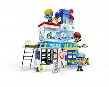 PINYPON ACTION POLICIA TRAMPAS EN LA COMISARIA 7/14493